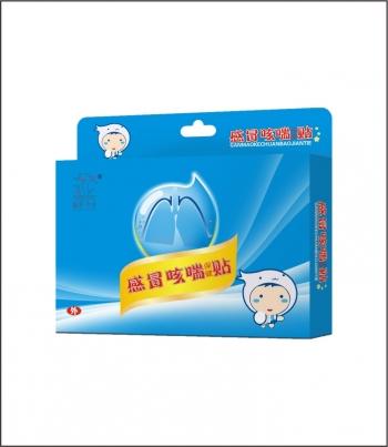 儿童咳喘保健贴